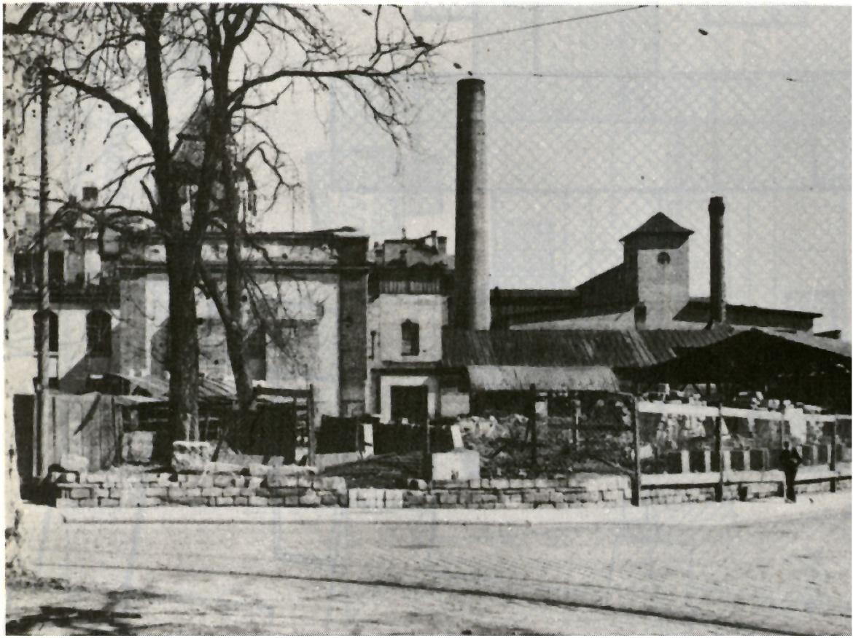 MPA Ruine