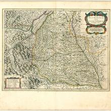 Karte von Oberschwaben