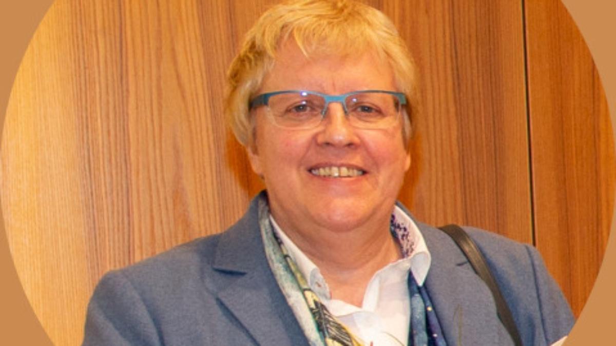 Photo der Preisträgerin: Prof. Dr. Sabine Holtz.  (c)