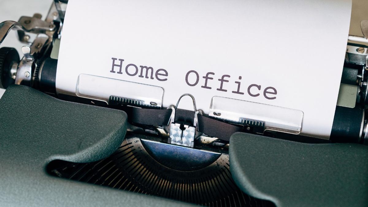Symbolbild Home Office