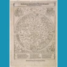 Ansicht von Württemberg, Karte von 1559.