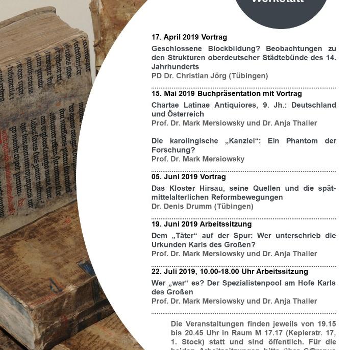 8. Stuttgarter Mittelalterwerkstatt_SS 2019