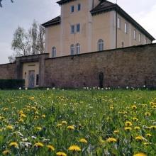 Forschungsstelle, Zentrale Stelle und Bundesarchiv,  Außenstelle Ludwigsburg im Mitte des 19. Jahrhundert errichteten einstigen Frauengefängnis